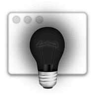 Black Light Pro logo