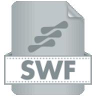 SWF File Player logo