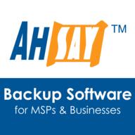 Ahsay Backup logo