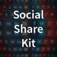 Social Share Kit logo