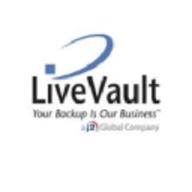 LiveVault logo
