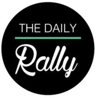 The Daily Rally logo