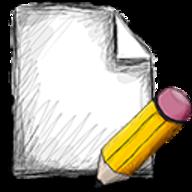 Paste As File logo