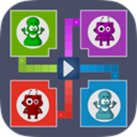 LUDO with Friends logo