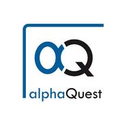Alpha Quest logo