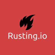 Rusting.io logo