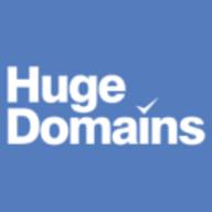 HugeDomains logo