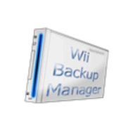 Wii Backup Manager logo