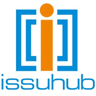 Issuhub logo