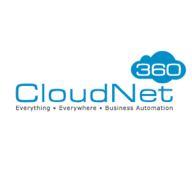 CloudNet360 logo