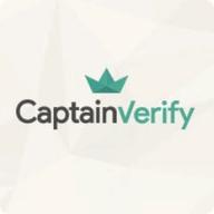 Captain Verify logo