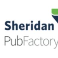 Sheridan PubFactory logo