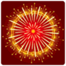 Fireworks Plus Live Wallpaper logo