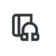 AudioBookReviews logo