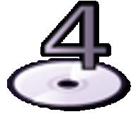 DVDx logo