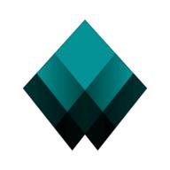 Acrylic WiFi Heatmaps logo