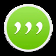 Comma Chameleon logo
