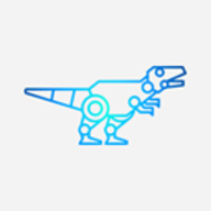 Algosaur logo