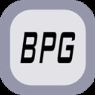 Simple BPG Image viewer logo