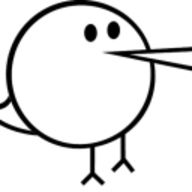Backup Bird logo