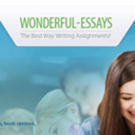 Wonderful-Essays.com logo