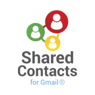 Shared Contacts For GMail logo
