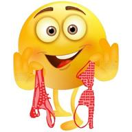 Adult Emojis logo