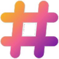 GramHashtags.com logo