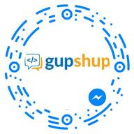 Gupshup Flow Bot Builder logo