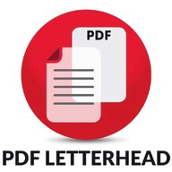 PDF Letterhead logo