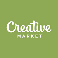Creative Market Year In Review logo