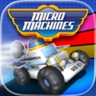 Micro Machines logo