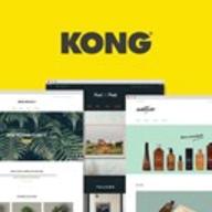 Kong easyCommerce logo