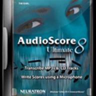 Neuratron AudioScore logo