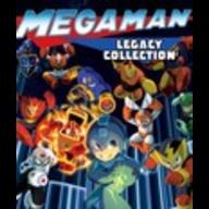 Mega Man Legacy Collection logo