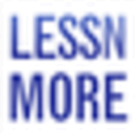 Lessn More logo