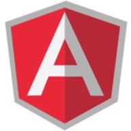Material Design for Angular logo