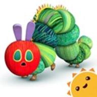 My Very Hungry Caterpillar logo