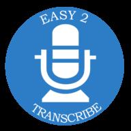 Easy2Transcribe logo