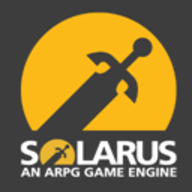Solarus Action-RPG game engine logo