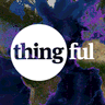 Thingful logo