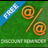 Shopify Discount Reminder logo