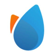Blue Badam logo