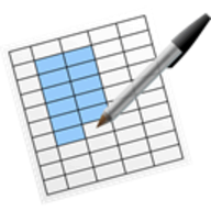 Calligra Sheets logo