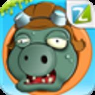 zariba.com Zombie Animals logo