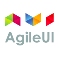 AgileUI logo