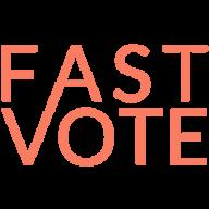 Fast Vote logo