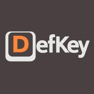 DefKey.com logo