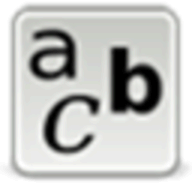 fontconfig logo