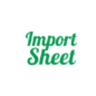 Import Sheet logo